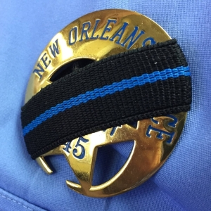 nopd mourning badge